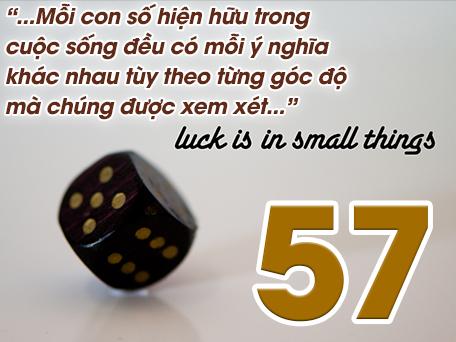 Ý nghĩa số 57